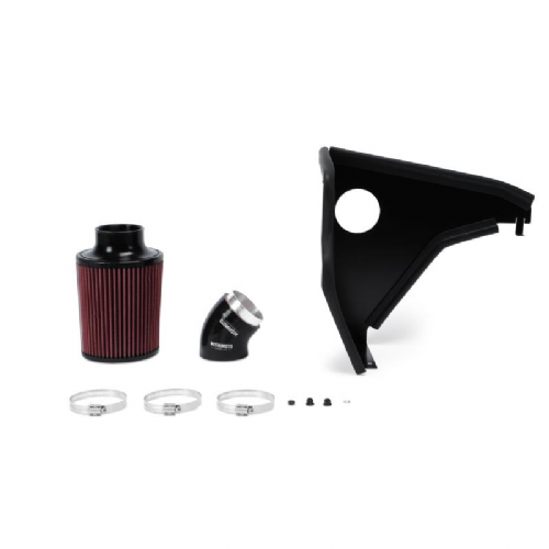 BMW E46 Performance Air Intake, 1999 2005 Black